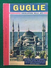 GUGLIE Enciclopedia delle arti , Suppl. Intrepido n.5/1962