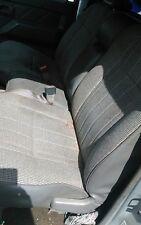 1991 Isuzu pickup driver and passenger 2pc Bench seat skin