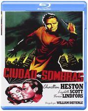 DARK CITY (1950 Charlton Heston) - Blu Ray - Sealed Region B