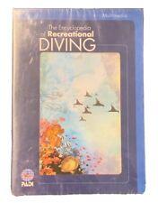 3rd Ed Padi Manual Dvd Encyclopedia Recreational Scuba Diving 2006 Resource New