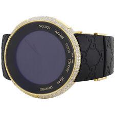 Para Hombre Custom Limited Edition Grammy Gucci Diamond I-gucci Ya114215 Reloj Digital