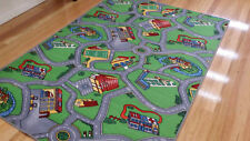 LARGE KIDS RUG - ROAD RUG Bedroom ASSORTED SIZES