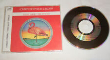 Maxi CD - Christopher Cross Ride like the Wind # RZ