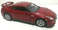 Kinsmart 2009 Nissan GT-R R35 1:36 1/36 Loose Car Red