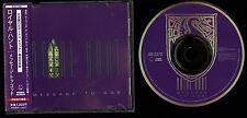 Royal Hunt Message To God Japan CD Rondel Records – TECW-12486