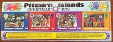 1979 Pitcairn Island Christmas mini sheet  MUH