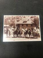 Vintage postcard Faraway Ranch AZ 1933 Award Winning Photo Repro Impact   I01