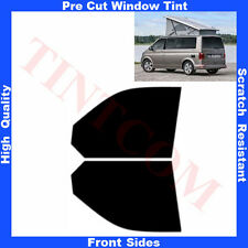 Pre Cut Window Tint VW T6 California 4 Doors 2015-... Front Sides AnyShade