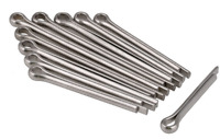 304 Stainless Steel Select Size Ø3 Ø4 Ø5 Ø6 Ø8 Ø10mm Split-Cotter Pins