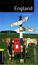 Oxford Bookworms Factfiles ENGLAND - 400 Headwords Stage 1 / JOHN ESCOTT @NEW@