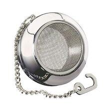"Kuchenprofi Stainless Steel 2.4"" Porthole Tea Ball - Steeper / Infuser"