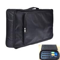 60 * 33 * 10cm effetti pedale borsa custodia universale per chitarra pedali PQ