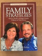 FAMILY STRATEGIES: How to Build a Healthy Family Culture in Your Home (10 CDs)