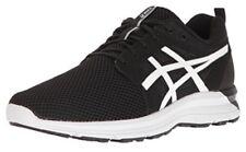 ASICS Men's Gel-Torrance Running Shoe, Black/White/Silver, 9.5 M US