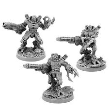 28mm-scale MECHANIC ADEPT KATATON BATTLE SERVITOR SQUAD