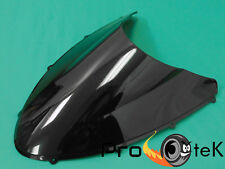 07-2013 Ducati 848 1098 1198 ABS Smoke Black Double Bubble Windscreen Windshield