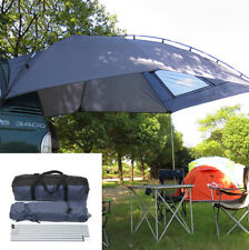 Car SUV Portable Camping Tent Ledger Awning Outdoor Equipment Auto Canopy 4.6KG