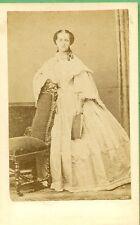 Carte de Visite -  PRINCESS ALEXANDRA - 1860s