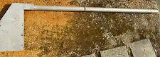mât d'antenne TV rateau parabole ou autre inox tube 60mm longueur 2m poteau