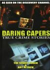 Daring Capers True Crime Stories : The Silver Touch / Art Attack, , Like New, DV