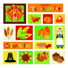 New Creative Teaching Press Thanksgiving Fun (90 Stickers), Free 3 Day Shipping