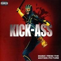 KICK ASS CD SOUNDTRACK THE PRODIGY UVM NEU