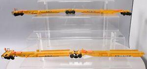 K-Line O Scale TTAX Spine Cars [4] [2Rail]