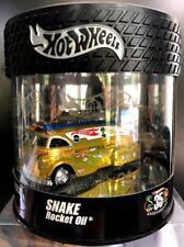 Hot Wheels Snake Rocket Oil 35 anniversary, Snake/Mongoose