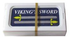 100 Personna Viking's double edge razor blades