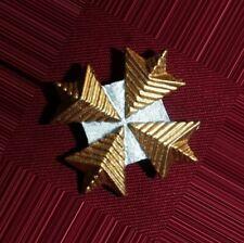 Star Trek Movie Khan Rank Pin ADMIRAL Pip Insignia Badge Maroon Uniform x2