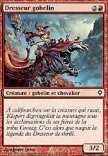 Worldwake #82 FRENCH Magic ▼▲▼ 4x Dresseur gobelin Goblin Roughrider