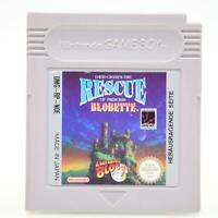 Rescue Of Princess Blobette | Nintendo Game Boy | GameBoy Classic | Gut