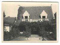 Foto, Geschäftszimmer, unsere Villa, Belgien, 1942