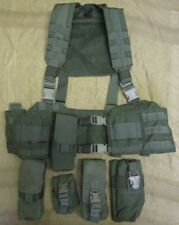 US ARMY / afsoc EAGLE INDUSTRIES VERDE OLIVA MOLLE df-lcs Rifleman's
