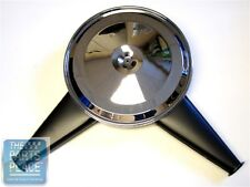 1970-72 Chevelle Camaro Nova Dual Snorkel Air Cleaner With Chrome Lid
