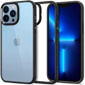 Spigen Ultra Hybrid Schutzhülle Case für Apple iPhone 13 Pro Max Matte Black