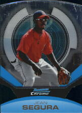 2011 Bowman Chrome Futures #15 Jean Segura