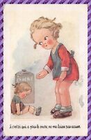 Carte Postale Fantaisie - Enfants Humour