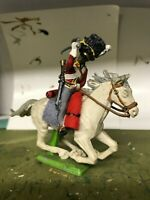 HELMET DEETAIL CONVERSION SCOTS GREYS CHARGE WATERLOO  1815  1/32nd FIGURE