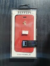 Housse Cuir Iphone 6 Ferrari
