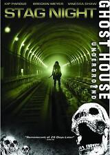 Stag Night (DVD) Kip Pardue, Breckin Meyer, Vanessa Shaw NEW
