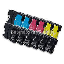 12+ PK New LC61 Ink Cartridge for Brother Printer MFC-490CW MFC-J415W MFC-J615W