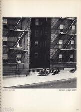 Photogravure - 1935 - Lewis Jacobs - BRONX Home News