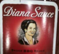 DIANA GOURMET BBQ SAUCE - 5 GREAT BBQ SAUCES -YOU PICK