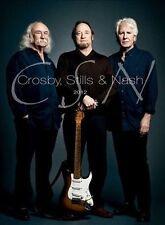 CSN 2012 [Digipak] by Crosby, Stills & Nash (CD, Jul-2012, 3 Discs, CSN Records)