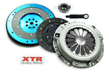 XTR RACING HD NEW CLUTCH KIT+ALUMINUM FLYWHEEL for ACURA CL ACCORD PRELUDE