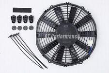 Ventilateur Plat 310mm Universel 160W Ventilo Type Spal Auto Moto Cross Quad