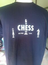 CAMISETA - T-SHIRT CHESS RECORD LABEL, CHICAGO –TALLA/SIZE Small sizes available
