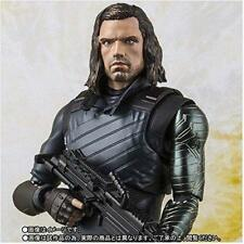 BANDAI S.H.Figuarts Avengers Infinity War Bucky Action Figure JAPAN OFFICIAL