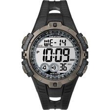Timex Mens Indiglo Marathon Alarm Chronograph T5K802 Watch